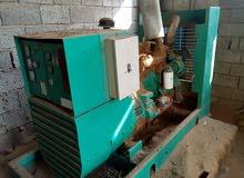 مولد كهرباء كبير صناعة ألمانيا مستخدم 0537084801
