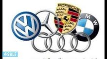 PORSCHE---Audi---BMW---VW---MERCEDES BENZ