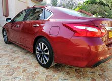 Used condition Nissan Altima 2016 with 1 - 9,999 km mileage