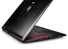 MSI Gaming laptop GS73VR 6RF Stealth Pro 17.3 inch