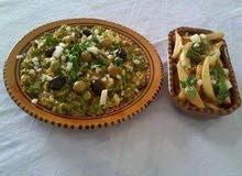أبحث عن ممول لفتح مقهى و مطعم إختصاص أكلات تونسية و عمانية في حدود مسقط فقط