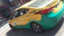 تاكسي الينترا 2016 للضمان