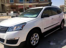 Chevrolet Traverse GCC 2015