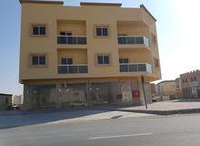 بناية للبيع بأرقى مناطق عجمان علي شارع الرباط