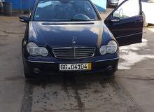 Mercedes kompressor 2002