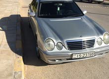 Automatic Silver Mercedes Benz 2001 for sale