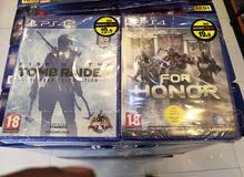 Ps4 game offers 2 pcs