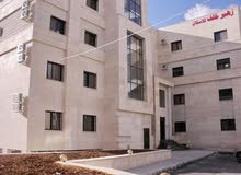 Ground Floor  apartment for sale with Studio rooms - Amman city University Street