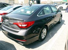 للبيع سياره هيونداي سوناتا موديل 2017