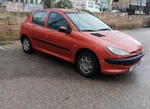 Manual Orange Peugeot 2000 for sale