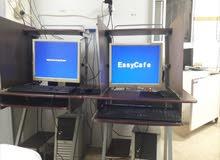 كمبيوتر كامل مع كيبورد وماوس ب 120000 الف ليرة