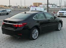 For sale 2013 Black ES