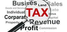 ضريبة الدخل والمبيعات