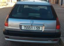 بيع بوج.306 ديزال  موديل2000  7cv