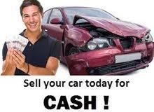 SCRAPUSED CARS WE BUY ACCIDENT DAMAGE