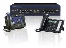 صيانة وبرمجة اجهزة الانذار وكميرات المراقبة و المقاسم الهاتفية وساعات البصمة وشب