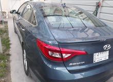 للبيع سياره نوع سوناتا 2016 كلين تايتل