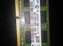 رام لابتوب 4GB ddr3