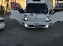 كيا بنجو ثلاجة 2010 بحالة جيدة للبيع .