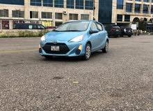 تويوتا بريوس سي 2015 TOYOTA Prius C  كاش اوقابلة للتقسيط عالهوية فقط
