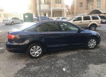 Blue Volkswagen Jetta 2013 for sale