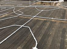 كهربائي منازل عمل شبكات كهرباء نصب وتنظيف السبالت