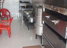 مطعم ومقهی بکامل المعدات
