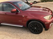 BMW X6 V8 twin turbo