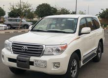 Used condition Toyota Land Cruiser 2015 with  km mileage