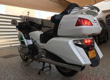 دراجة نارية جولدوينج 2012