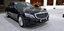 Mercedes Benz C200 2015 (Black)