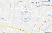 بيت110فى اليرموك ثلاث طوابق حديث مرمر خلف الاربع شوارع