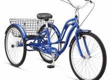 سياكل و دراجات هوائية هجين و جبلي و 3 كفرات