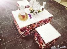 طاولات للبيع عرض ب100
