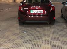 Automatic  Honda 2018 for rent