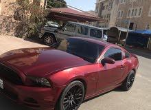 للبيع فورد موستنق GT 2014 احمر