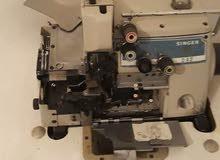 ماكينة سورجي 5 خيوط نظيفة