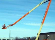A Crane is up for sale with a very good specifications