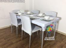 طاولات بتتسكر متعددة الاحجام والألوان  يوجد عروض الان استغلوها  الجديد ستورز