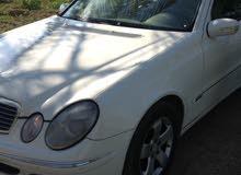 Mercedes Benz E 240 2003 For Sale