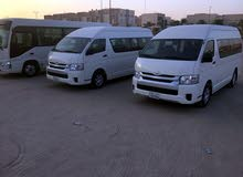 Best rental price for Toyota Hiace 2018