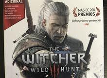 للبيع لعبة The Witcher 3
