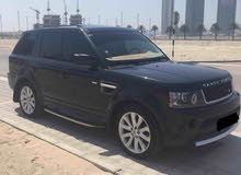 Range rover sport GCC 2009 upgrade to 2013 no paint no accident