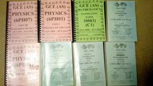 AS & IGCSE Physics and Maths past papers