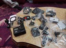 كاميرا اكشن حديثة للرحل والمغامرات  جديده