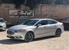 Ford Fusion 2017 sport silver جمرك جديد فحص كامل كاش او اقساط بدفعة 5900د
