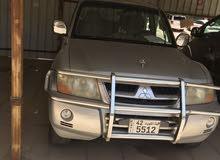 متسوبيشي باجيرو مستعمل 2005 للبيع