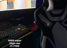 للبيع كمبيوتر العاب بسعر مغري