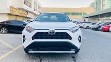 Toyota Rav4 2020 XLE Premium white