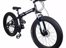 دراجة هوائية ( دبابة لند روفر )